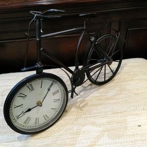Modern Bicycle CLOCK